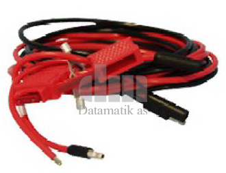 12 VDC POWERCABLE, 3M, 10A